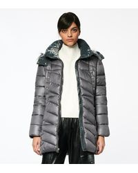 Andrew Marc Shirley Synthetic Down Puffer Jacket - Multicolour