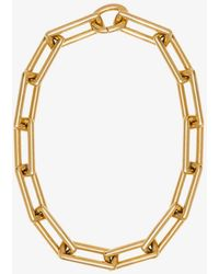 Anine Bing Chunky Link Necklace - Multicolour
