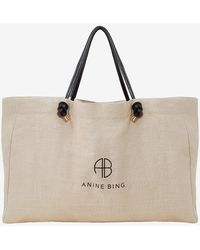 Anine Bing Saffron Bag - Brown