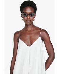 Anine Bing Averie Dress - White