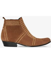 Anine Bing Charlie Boots - Multicolor