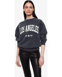 Anine Bing Ramona Sweatshirt Los Angeles - Multicolor