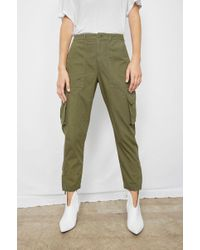 Anine Bing Military Trouser - Green