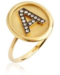 Annoushka - Mythology Alphabet Signet Ring - S - Lyst