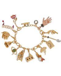 Annoushka X The Vampire's Wife Charm Bracelet - Metallic