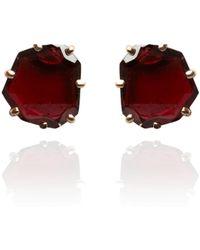 Annoushka - Shard Stud Earrings - Lyst