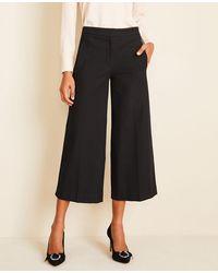 Ann Taylor The Tall Marina Pant - Black