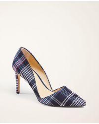 Ann Taylor Azra Court Shoes - Blue