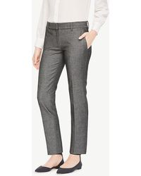Ann Taylor - The Ankle Pant - Devin Fit - Lyst