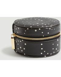Ann Taylor Celestial Jewellery Case - Black