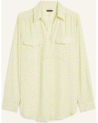 Ann Taylor - Floral Camp Shirt - Lyst