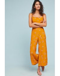 Faithfull The Brand - Playa Wide-leg Jumpsuit - Lyst