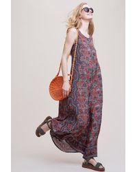 Tolani - Cassie Printed-maxi Dress - Lyst
