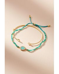 Anthropologie   Marin Layered Bracelet   Lyst