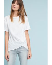 Stateside - Twisted-front Top - Lyst