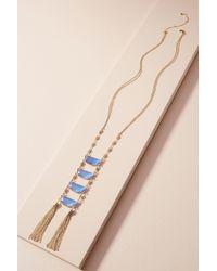 Anthropologie - Cadence Ladder Necklace - Lyst