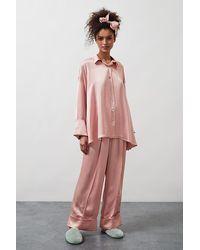 Sleeper Ensemble pyjama taille unique - Rose