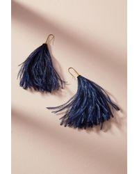 Serefina - Winona Drop Earrings - Lyst