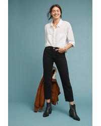 Levi's - Wedgie High-rise Straight Jeans - Lyst