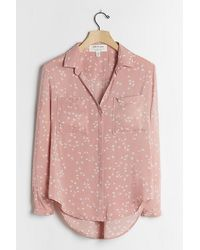 Cloth & Stone Gigi Shirt - Pink