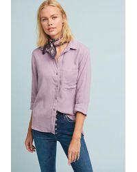 Cloth & Stone Madison Shirt - Pink