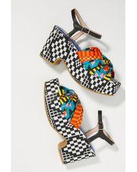 Charlotte Stone - Ariane Platform Sandals - Lyst