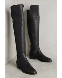 Miss Albright - Over-the-knee Riding Boots - Lyst