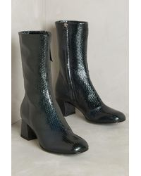 Paola D'arcano - Notte Ankle Boots - Lyst