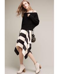 Harlyn - Stacked Stripe Skirt - Lyst