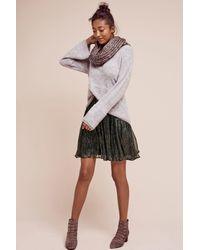 Ranna Gill - Idina Mini Skirt - Lyst