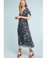 Blue Tassel   Hattie Floral Dress   Lyst