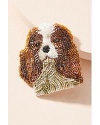 Mignonne Gavigan - Puppy Love Brooch - Lyst
