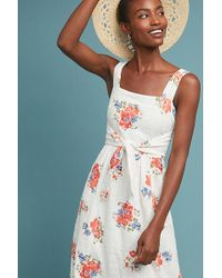Meadow Rue - Ingalls Tie-waist Dress - Lyst