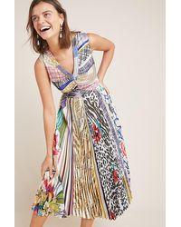 Geisha Designs Jacinta Dress - Blue