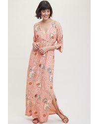 Second Female - Fresco Printed Dress - Lyst