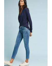 Anthropologie | Citizens Of Humanity Avedon Mid-rise Ultra-skinny Ankle Jeans | Lyst