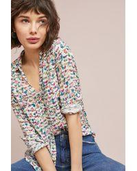 Maeve - Rochelle Printed Shirt - Lyst