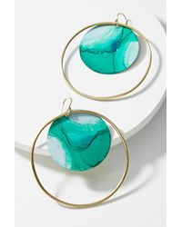 Sibilia - Orbital Hoop Earrings - Lyst