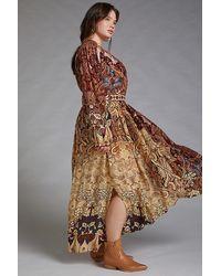 Bhanuni by Jyoti Ronika Maxi Dress - Multicolour