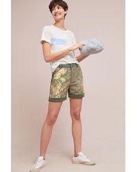 Hei Hei - Shunan Printed Shorts - Lyst