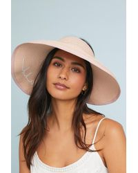 Anthropologie | Take It Easy Visor | Lyst