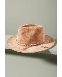 2e03e5fef82 San Diego Hat Company Triple Band Wool Rancher Hat in Black - Lyst