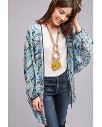 Bl-nk - Rebekah Printed Kimono - Lyst