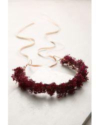 Rock N Rose - Audrey Flower Crown Headband - Lyst