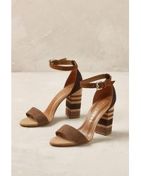 Vicenza - Marcela Ankle Strap Heels - Lyst