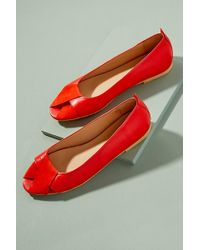 KMB - Luana Leather Court Shoes - Lyst