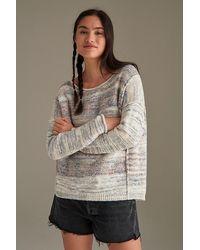 Pilcro Sloane Striped Jumper - Multicolour