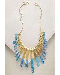 Sibilia - Galaxy Bib Necklace - Lyst