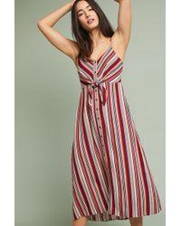 ANAMÁ - Algonquin Dress - Lyst