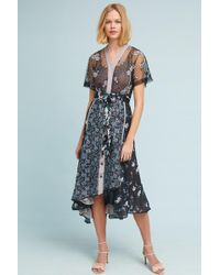 Byron Lars Beauty Mark - Cassie Floral Dress - Lyst